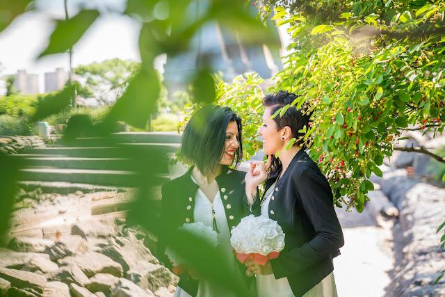 same sex wedding in new york
