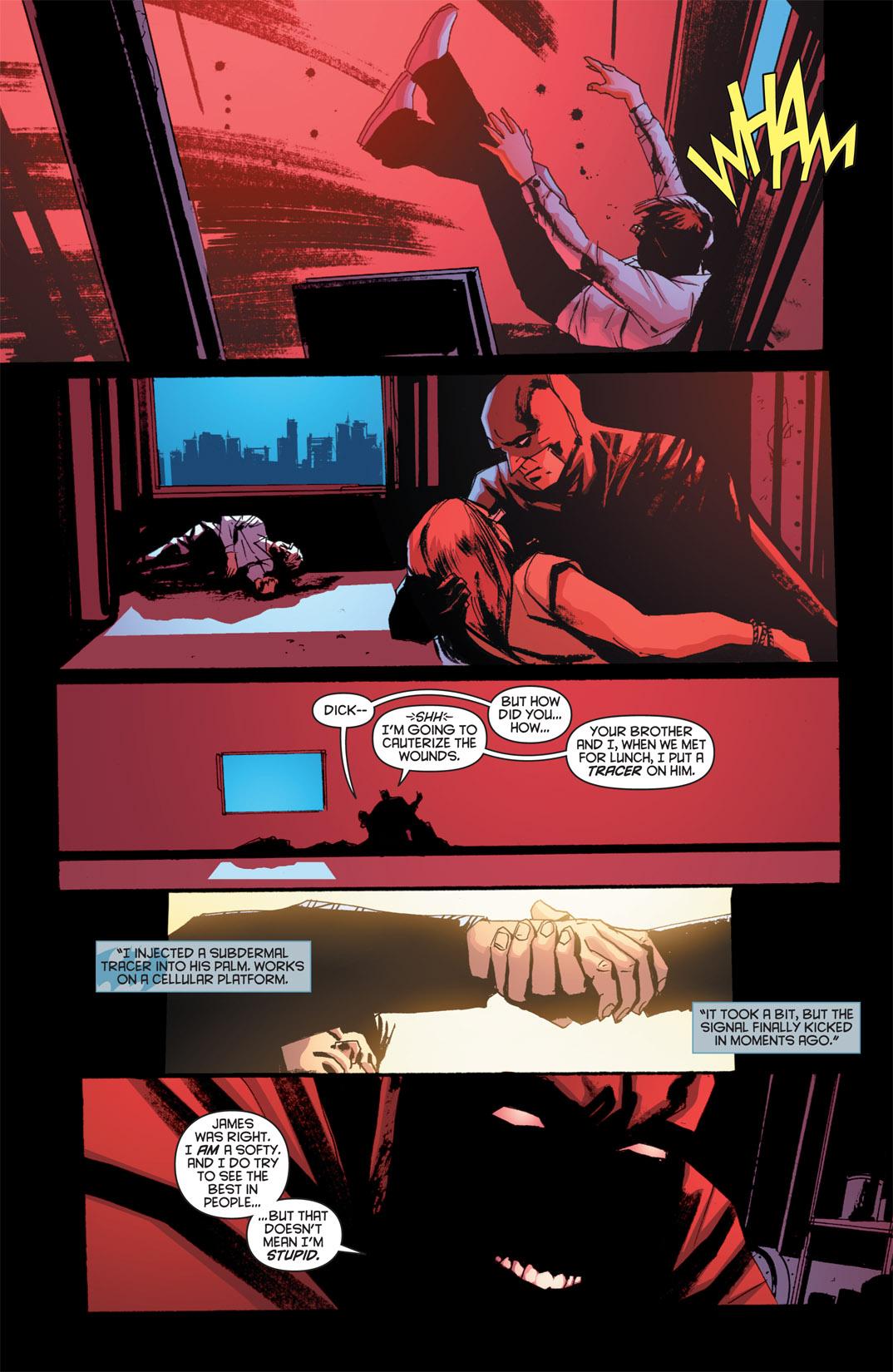 Detective Comics (1937) 881 Page 21