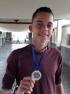 Baraúna terá representantes nos Jogos Escolares Etapa Nacional