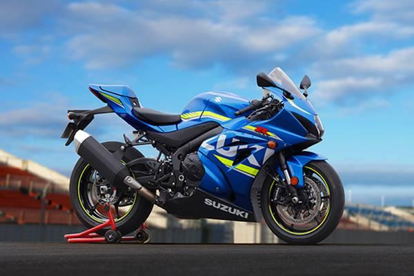 """Suzuki GSX-R1000 """"Raja dari Sportbikes"""""""