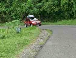 Cara Mengemudi Mobil Di Tanjakan