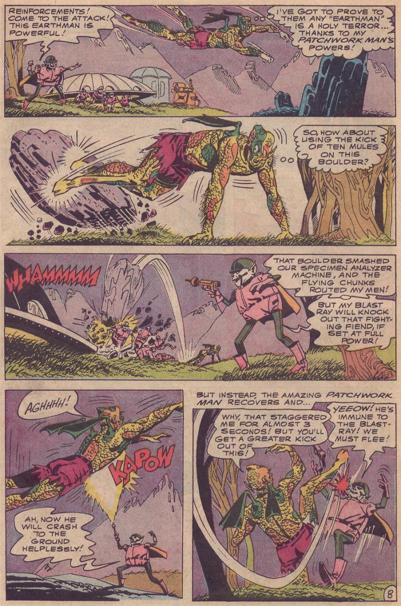 Strange Adventures (1950) issue 204 - Page 30