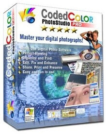 CodedColor PhotoStudio Pro is the best software that provides users an array of tools for viewing, editing, organizing and sharing one's photos easily.