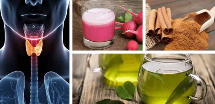 remedios para controlar la tiroides