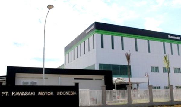 Lowongan Kerja SMA/K Sederajat PT Kawasaki Motor Indonesia Terbaru
