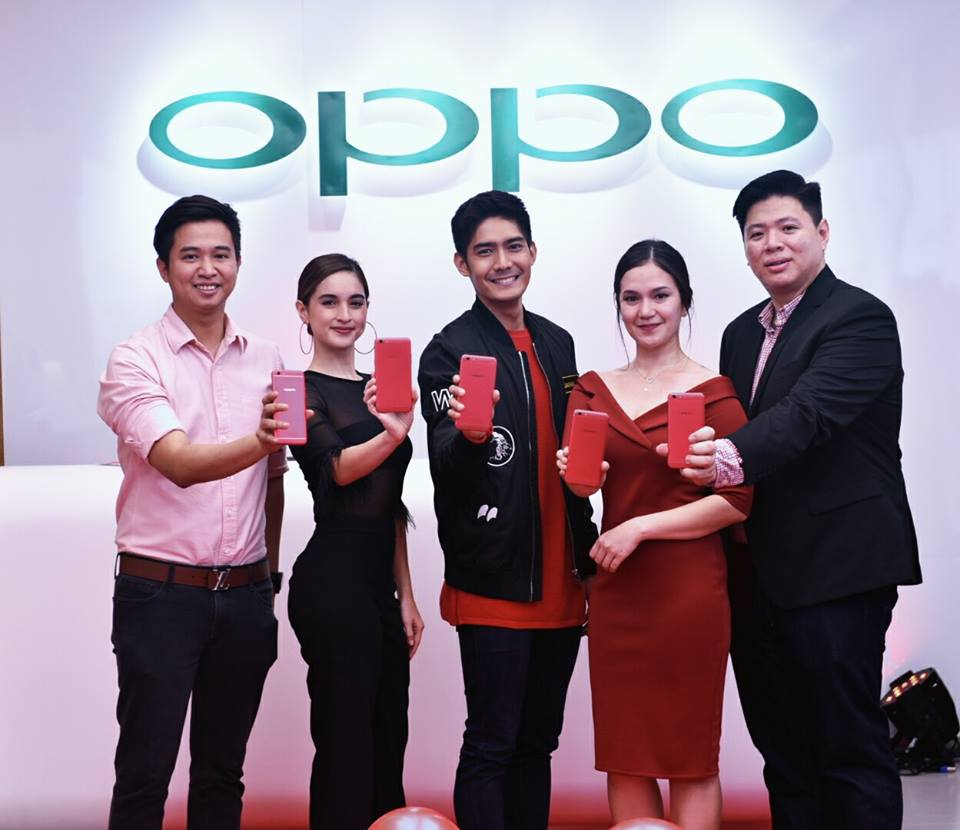 OPPO F3 Red Limited Edition launched