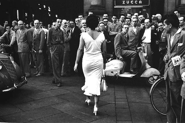 Mario De Biasi photograph 1953