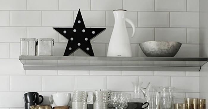 Kok Industriellt : svart, vitt & rott Industriellt kok