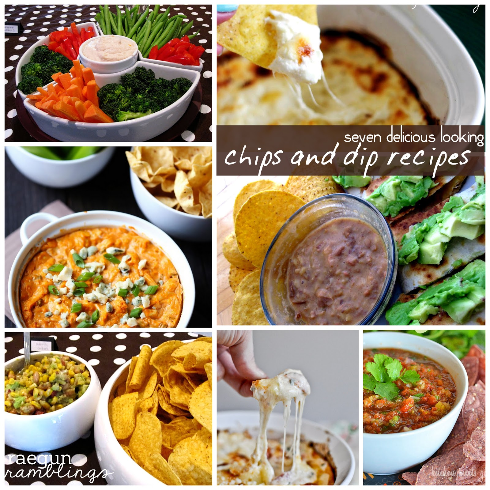 Delicious Easy Dips: Delicious Chips And Dip Recipes
