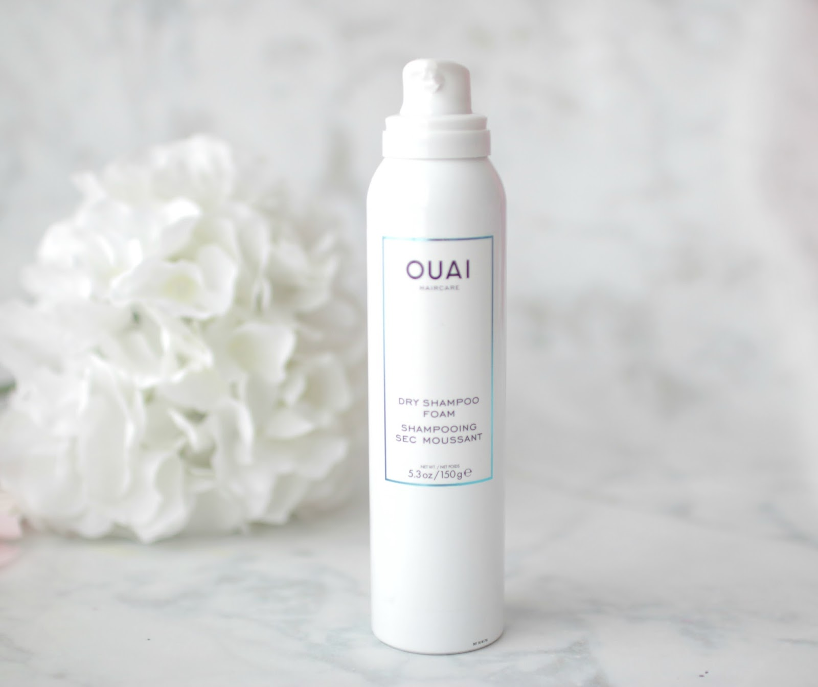 Elle Sees Beauty Blogger In Atlanta Ouai Dry Shampoo Foam Review Jill Cleansing