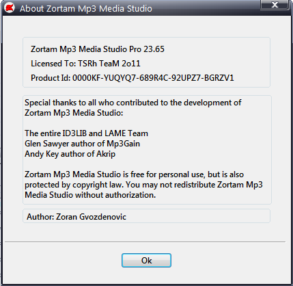 Download Zortam MP3 Media Studio 23.65 Full Version