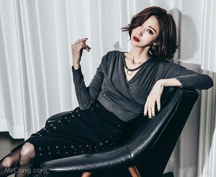 Người đẹp Ye Jin trong bộ ảnh thời trang tháng 11/2016 (129 ảnh)