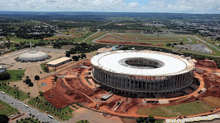 Brasilia National Stadium - Brazil - World Cup 2014