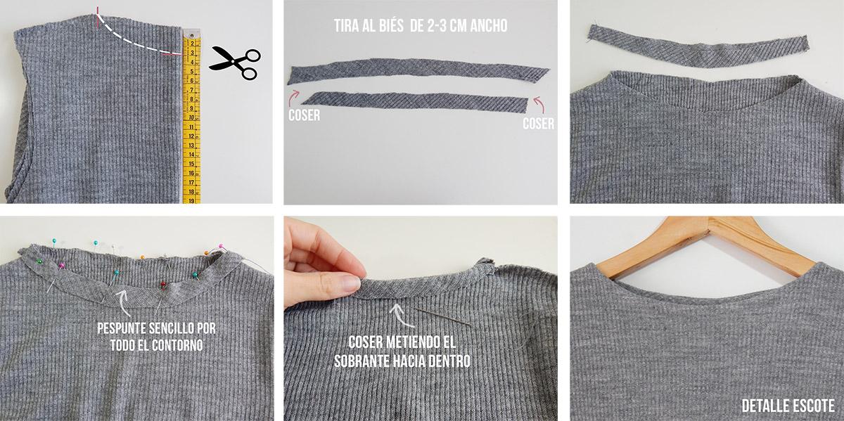 miscelánea diy: DIY | Cómo hacer un vestido skater fácil