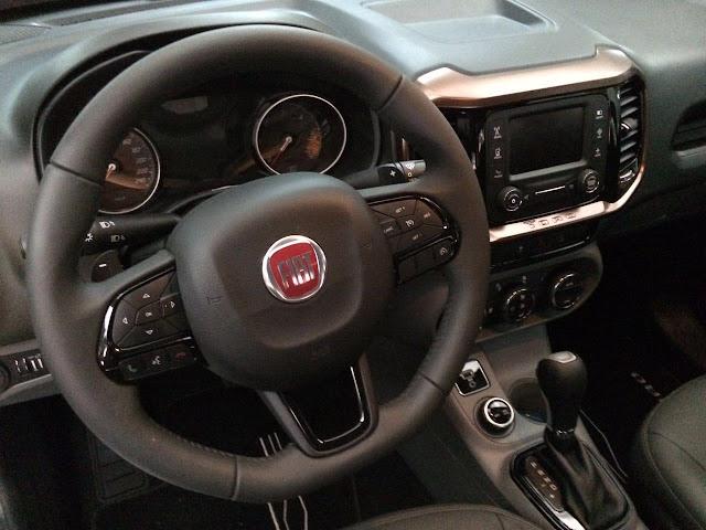 Fiat Toro Volcano: preço e informações