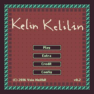 Progress of New Title Screen