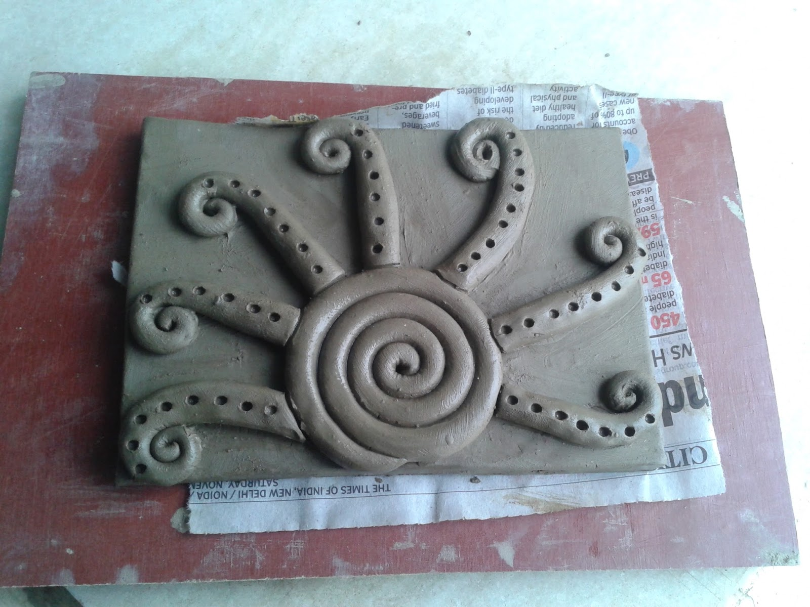 Learn clay modelling car