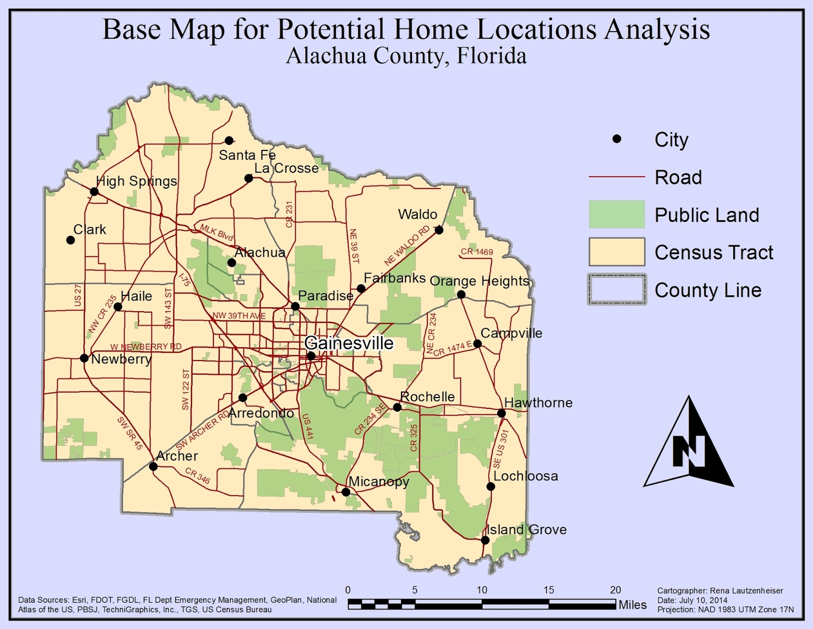 using weighted analysis is applicable not only to location selection for a residence but also to determine feasibility studies including suitability of