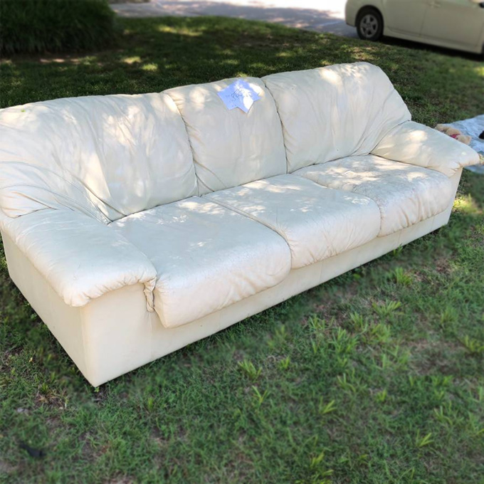 Craigslist Curb Alert Free Sectional Sofa 15 More Curb
