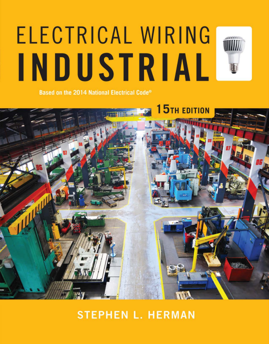 Electrical Wiring Industrial Book