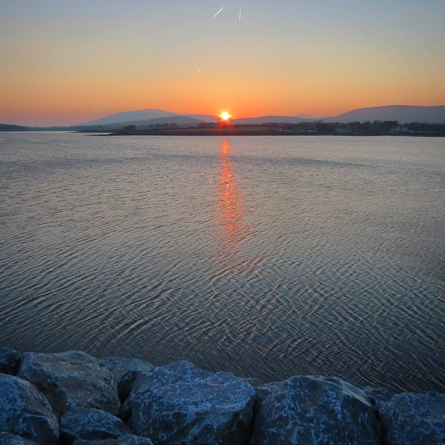 St. Patrick's Day Weekend on Dingle Peninsula - Gorgeous Sunsets