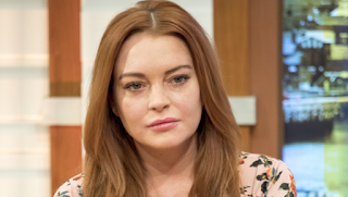Lindsay Lohan Defends Harvey Weinstein: 'I Feel Very Bad for Him – Everyone Needs to Stop'
