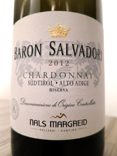 Nals Margreid Baron Salvadori Riserva Chardonnay 2012 - DOC Südtirol / Alto Adige, Italy (90+ pts)