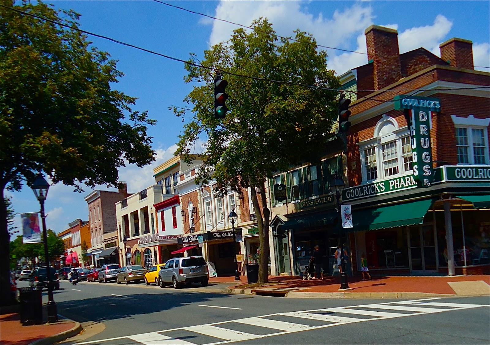 Rowhouse HOME: Day Trip: Fredericksburg, Va