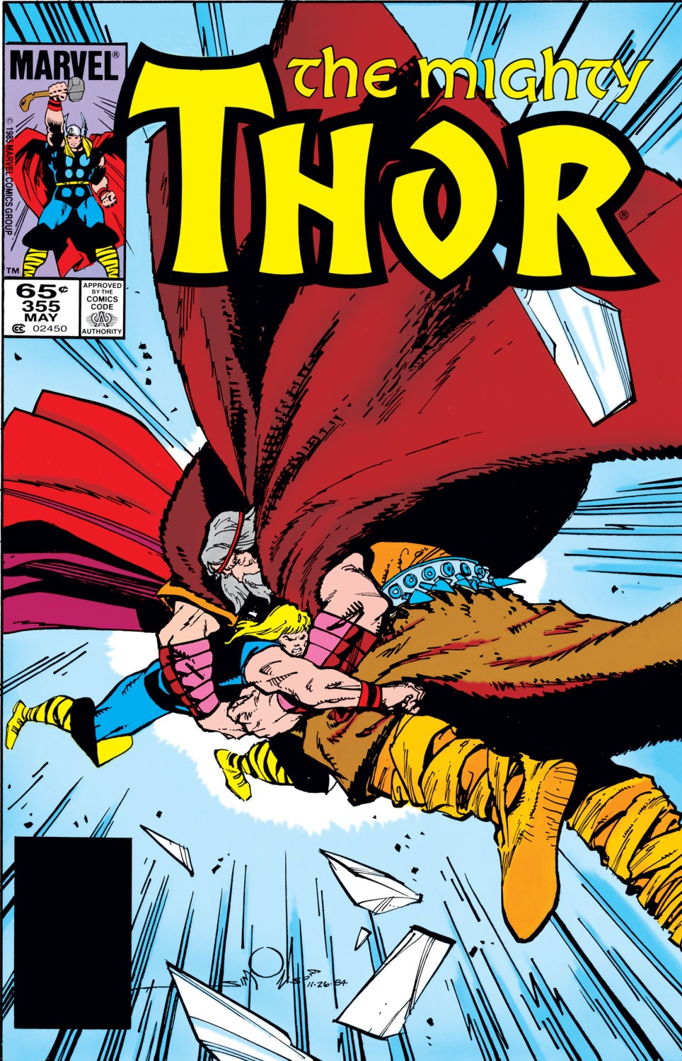 Thor (1966) 355 Page 1