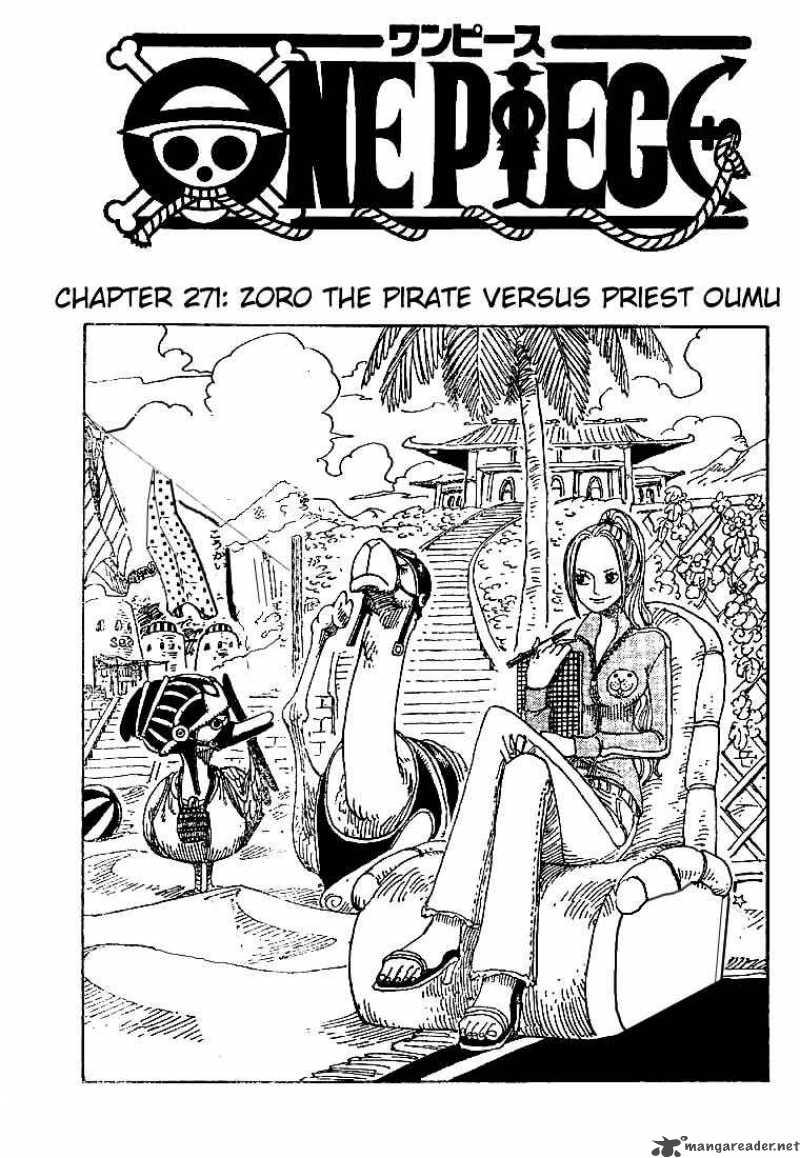 One Piece 271