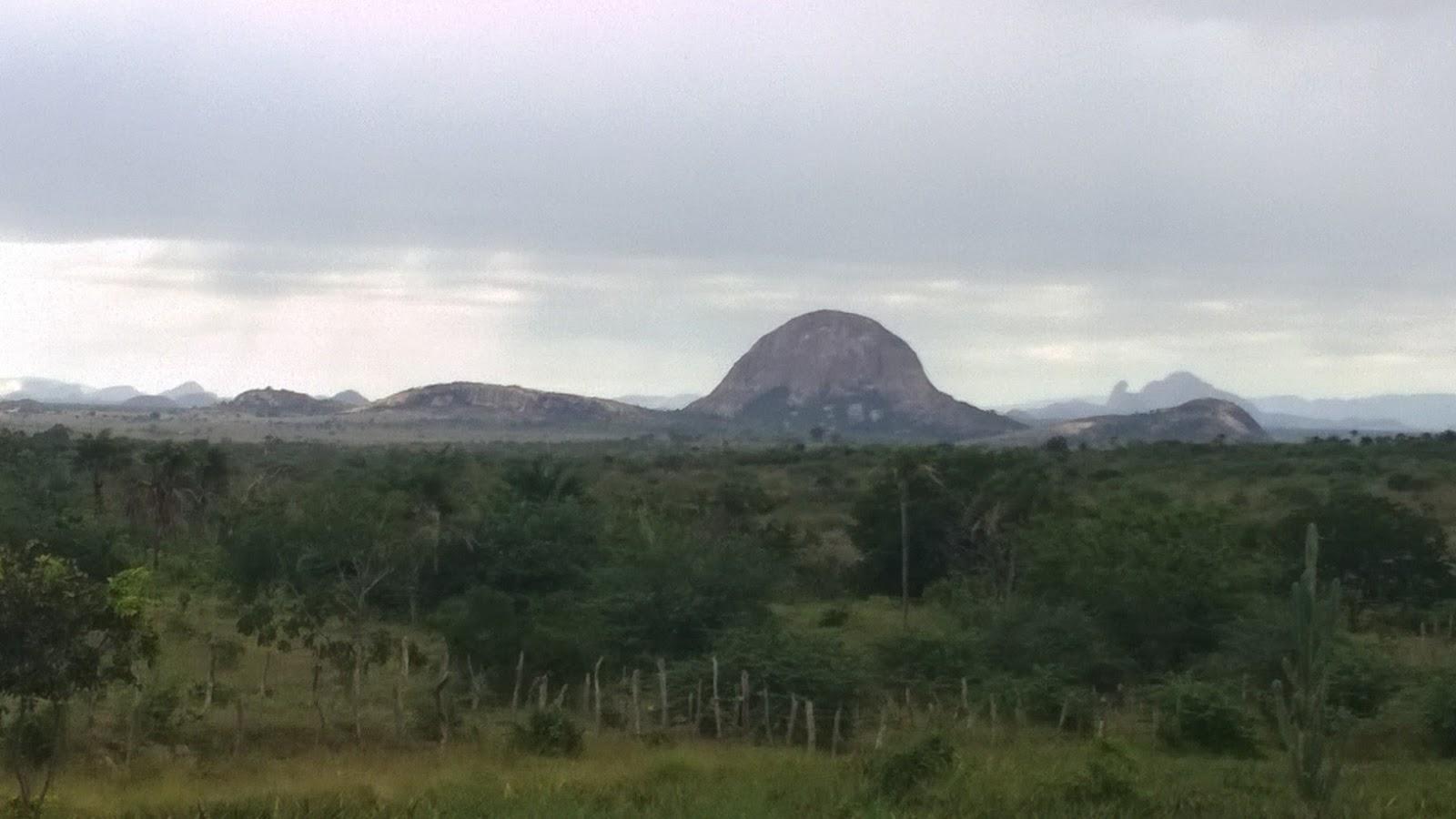 Pela estrada até Ibicoara - Chapada Diamantina