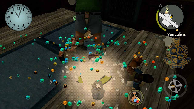 Cheat Bully Unlimited Ammo dan darah kebal