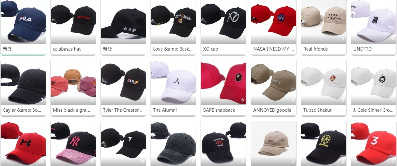 5f15f59577 Buy Cheap Cap From China: Which store is the best to buy caps online?