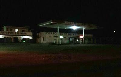 Posto de combustível é assaltado no Ponto de Mairi
