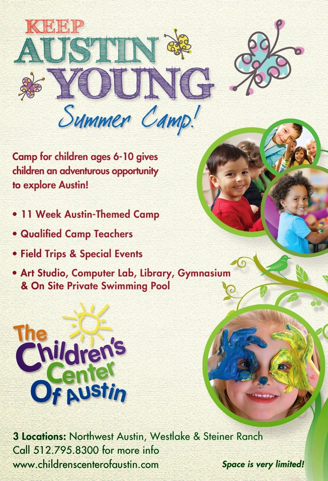 The Children S Center Of Austin
