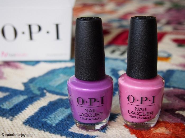 קולקציית סתיו של OPI – גווני פרו OPI PERU COLLECTION
