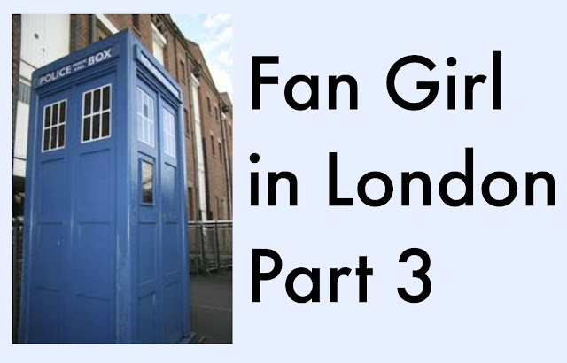 Travel London Fangirl