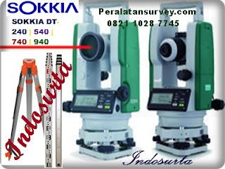 SOKKIA DT 540 | Theodolite | Baru / Seken Termurah Di Peralatansurvey.com