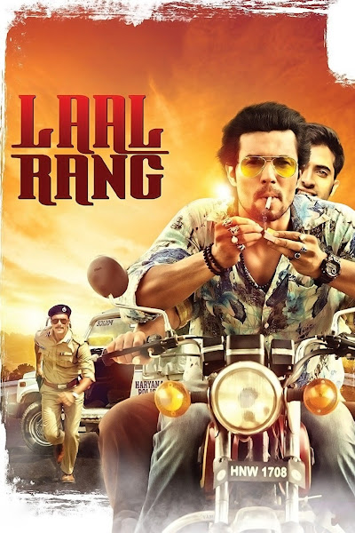 Poster of Laal Rang (2016) Full Movie [Hindi-DD5.1] 720p HDRip ESubs Download