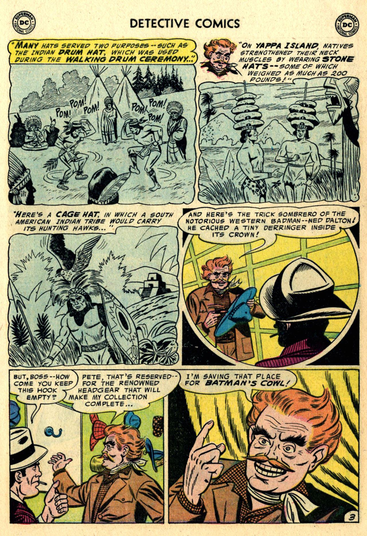 Detective Comics (1937) 230 Page 4