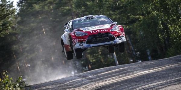 WRC, Ράλλυ Φινλανδίας: Ο Meeke χτίζει διαφορά ασφαλείας | Βίντεο