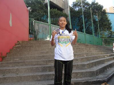 Kaori conquista Bronze no Brasileiro de JiuJitsu Esportivo