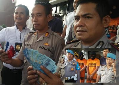 Dua Pembobol ATM Karawang Ditangkap, Satu Buron