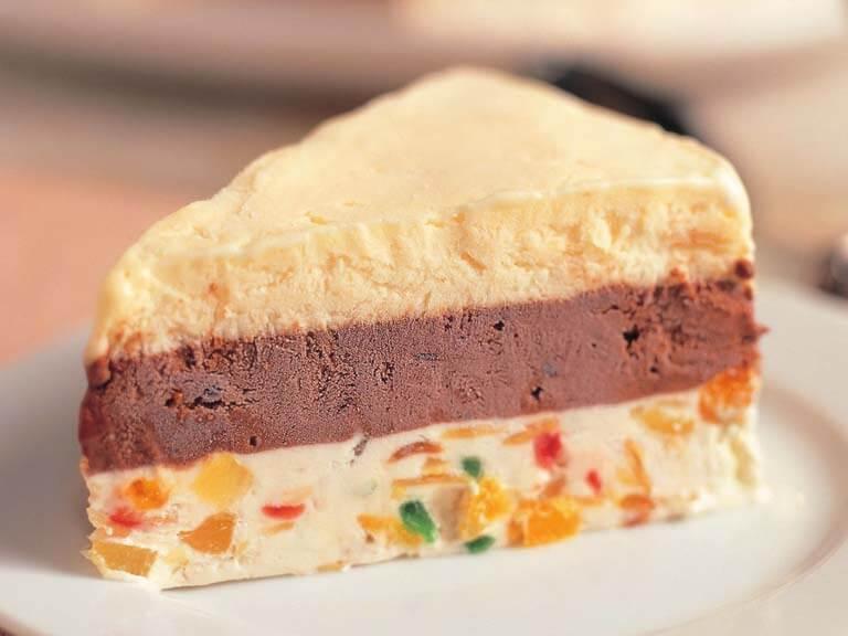 Dondurmalı Cassata