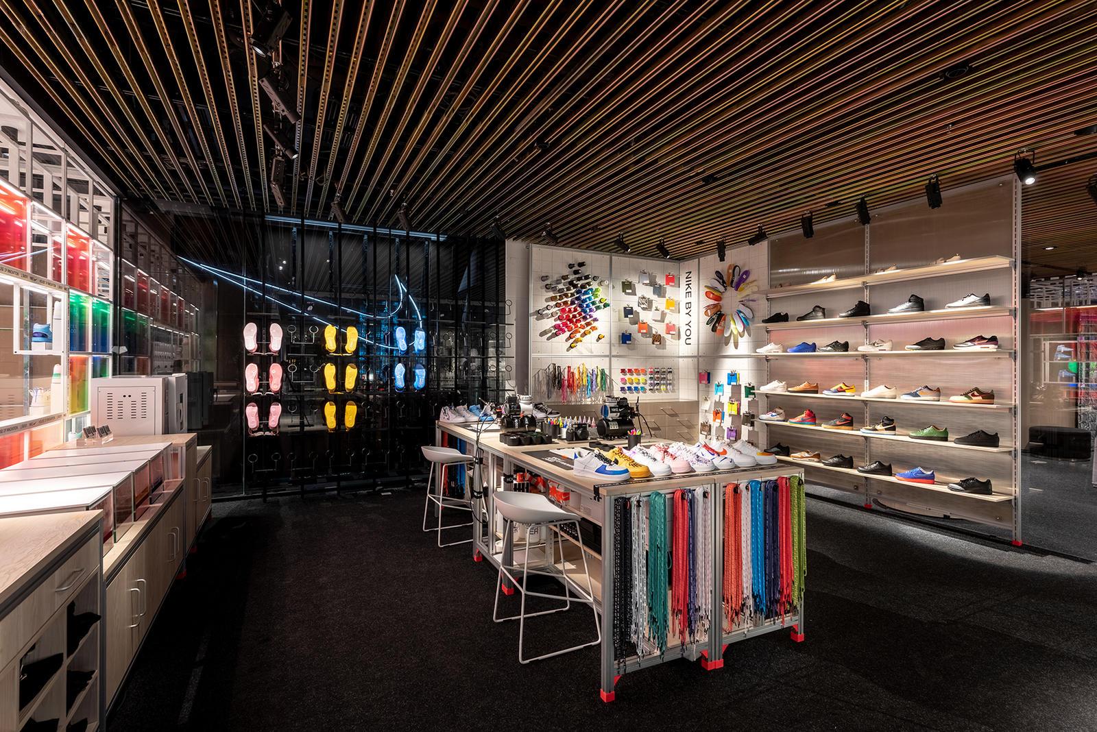 Nike mostra seu centro de inovação em Xangai  MSNKS | BR