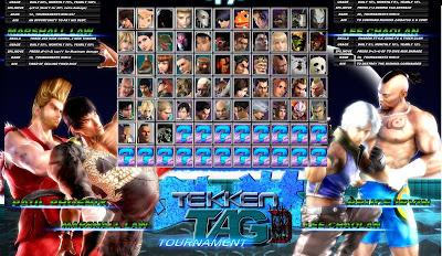 Tekken Tag 2 System Requirements