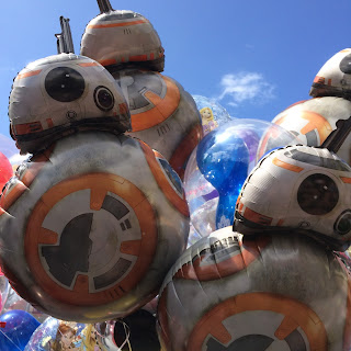 disney world bb-8 balloon