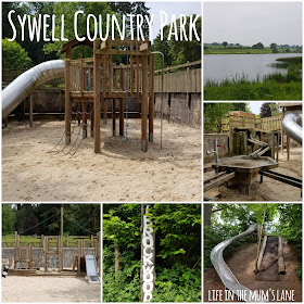 Parks and Playgrounds in Northamptonshire - Sywell Country Park