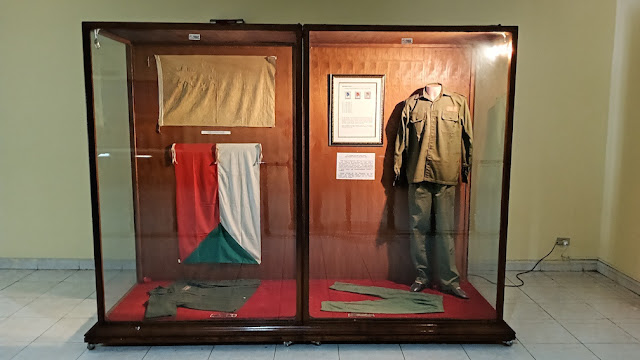 senjata museum pengkhianatan pki pondok gede jakarta