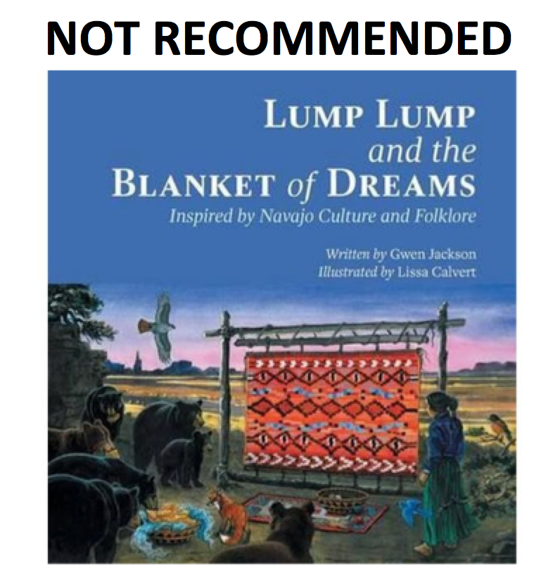 American Indians in Children\'s Literature (AICL): Not recommended ...
